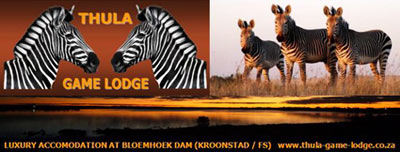 Game Lodge Freestate