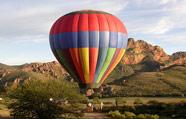 Oudtshoorn Ballooning