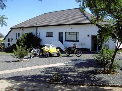 Motorradtreff Oudtshoorn